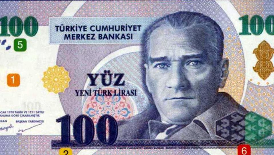 Eurokurs zum Dollar gibt nach: Türkische Lira weiter unter Druck