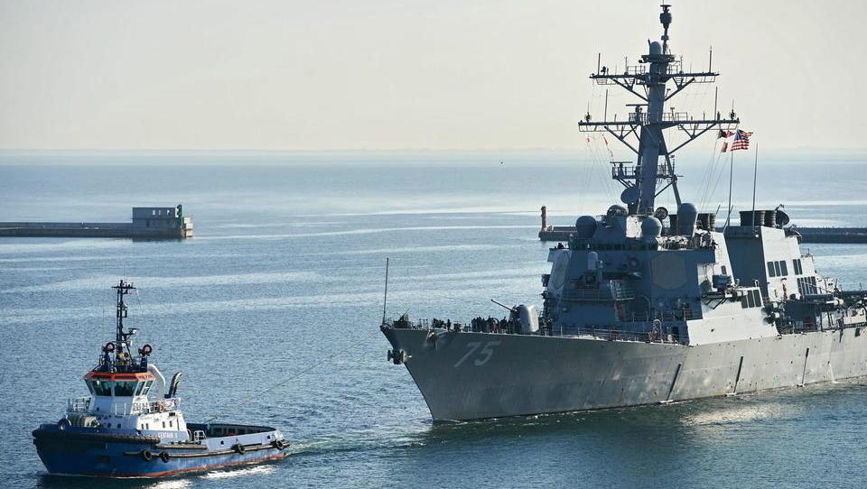 Die NATO baut ihre Präsenz im Schwarzen Meer aus – Russland protestiert