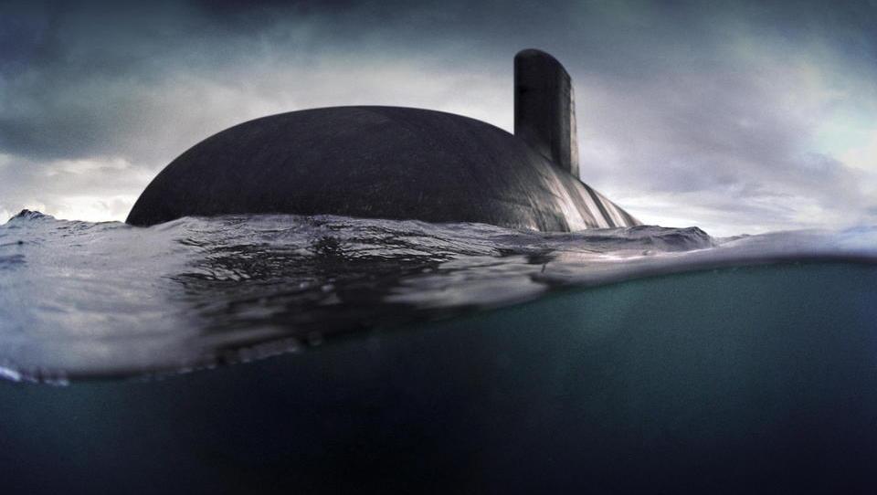 Amerikanisches Atom-U-Boot kollidiert mit unbekanntem Gegenstand