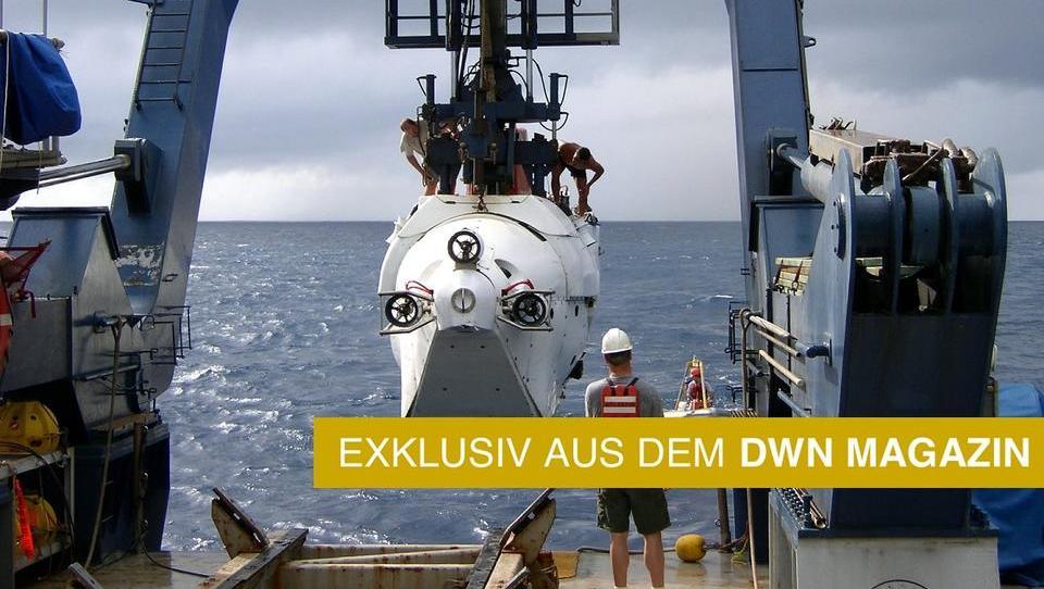 Gigantische Bodenschätze locken: Wird der Pazifik zu Deutschlands neuem Ruhrgebiet?