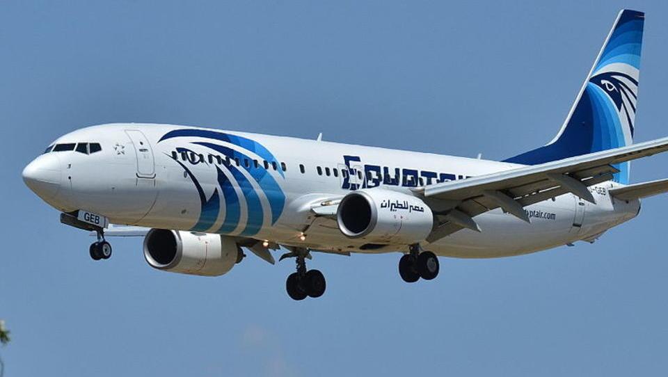 Ägyptische Passagiermaschine nach Zypern entführt