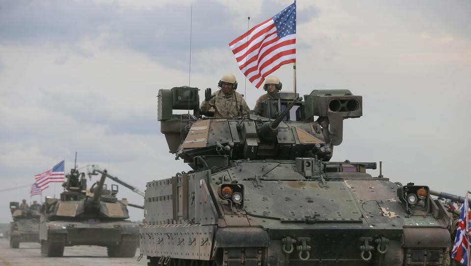US-Armee wird im Sommer 20.000 Soldaten für Großübung nach Europa verlegen