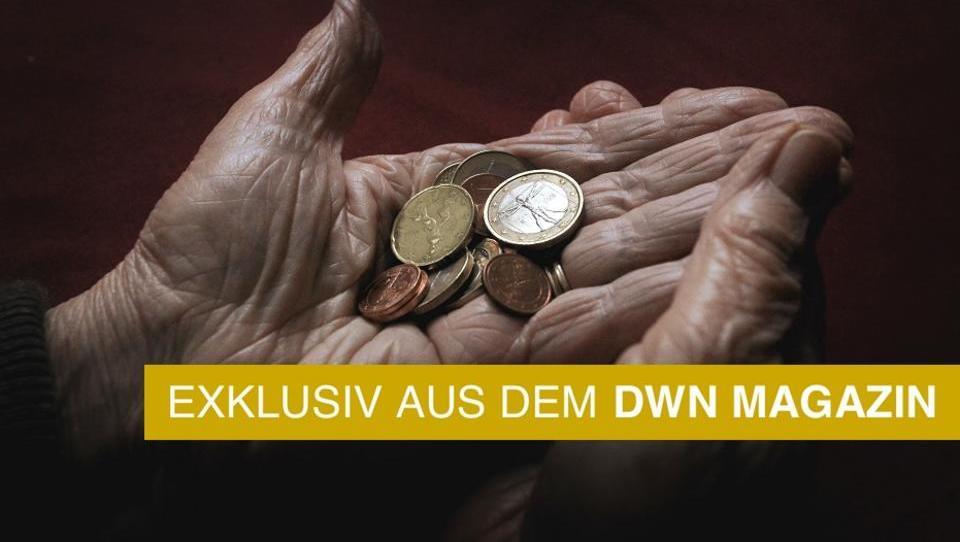 Nullzinsen reißen Milliarden-Lücken in die deutsche Altersvorsorge