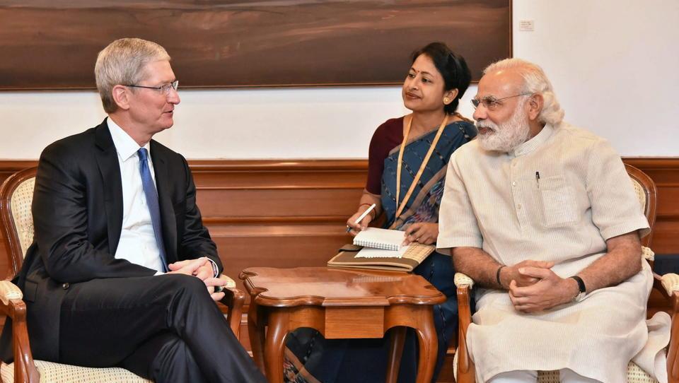 Apple-Arbeiter in Indien randalieren wegen miserabler Arbeitsbedingungen