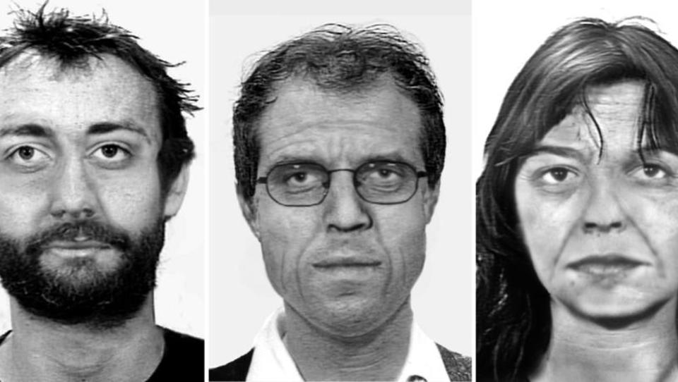 Das letzte Rätsel der RAF: Drei Terroristen sind immer noch auf Raubzug