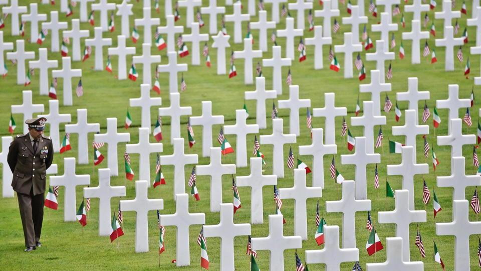 Italiens Statistikamt meint: Zahl der Toten 2020 wie im Zweiten Weltkrieg