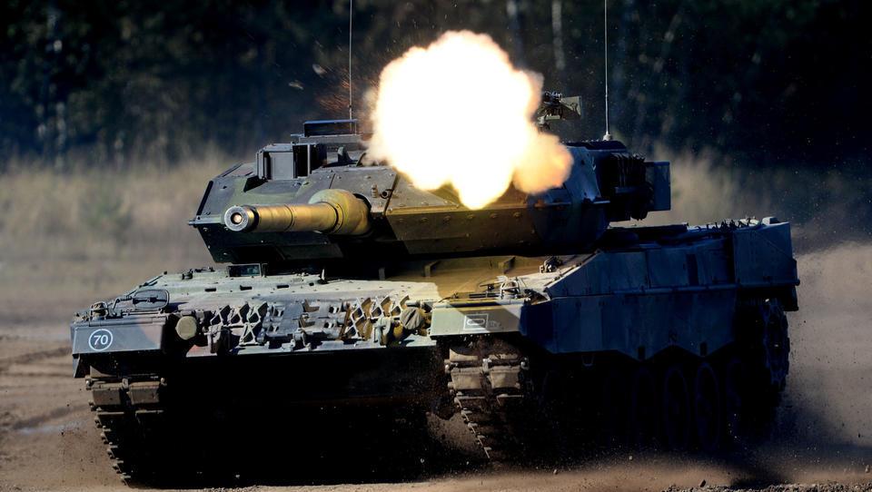 Durchbruch zum Bau des ersten deutsch-französischen Kampfpanzers