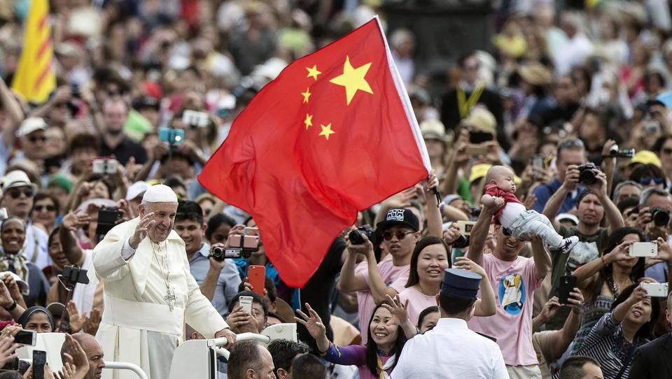 USA wütend: Vatikan will an Geheimabkommen mit China festhalten