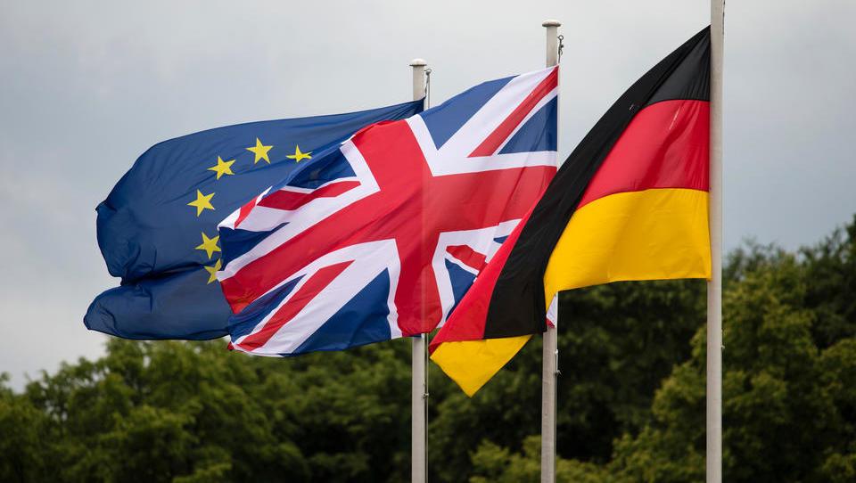 Deutsch-britischer Handel seit Jahresbeginn deutlich zurückgegangen