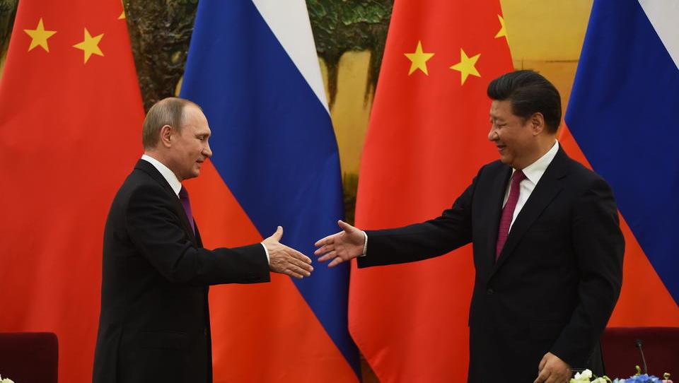 Gegen die USA: Putin stellt sich nach Corona-Schuldzuweisung hinter China