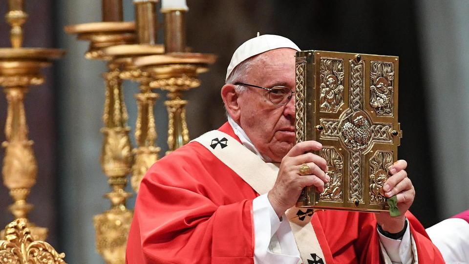 """Papst Franziskus ist ein überzeugter Unterstützer des """"Great Reset"""""""