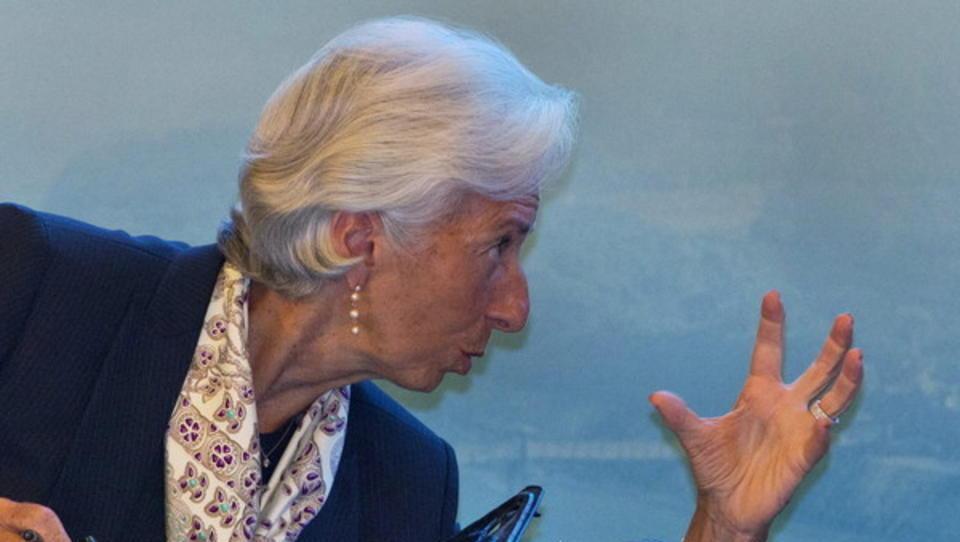 Lagarde lässt sich nicht beirren: Niedrigzinsen bleiben