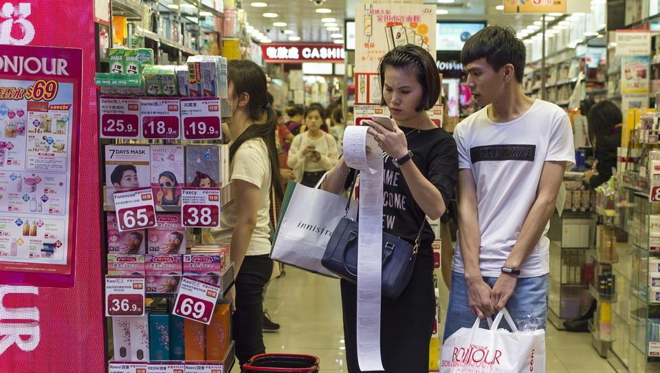 Regierung muss keine Geldgeschenke verteilen: Selbsterarbeiteter Wirtschaftsboom in China erreicht Verbraucher