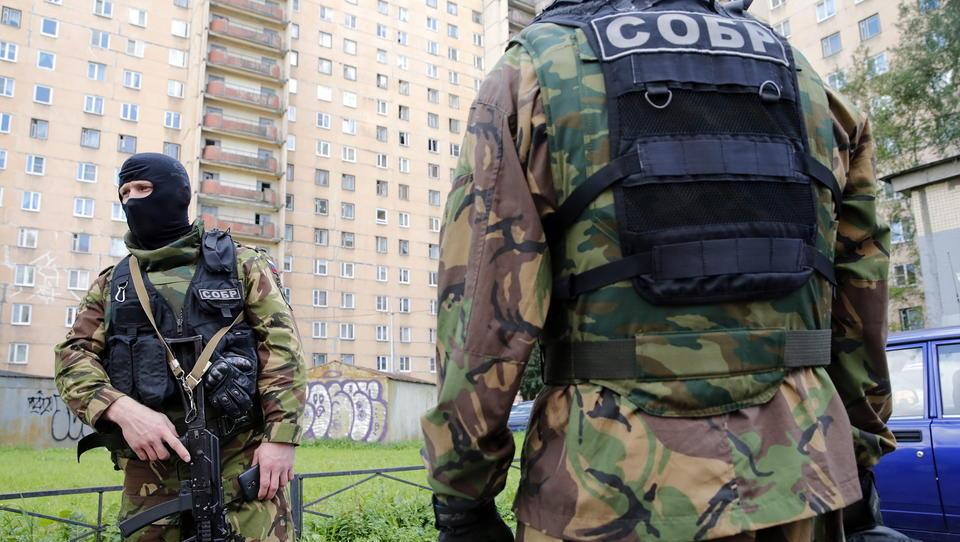 Russischer Sicherheitsdienst FSB verhindert Anschlag auf Polizeibeamte
