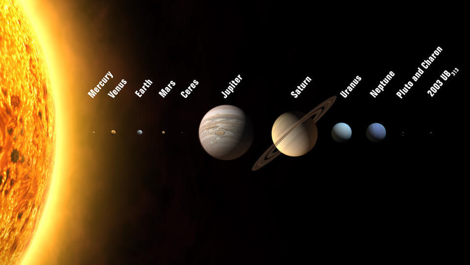 Auf dem Saturn regnet es Diamanten