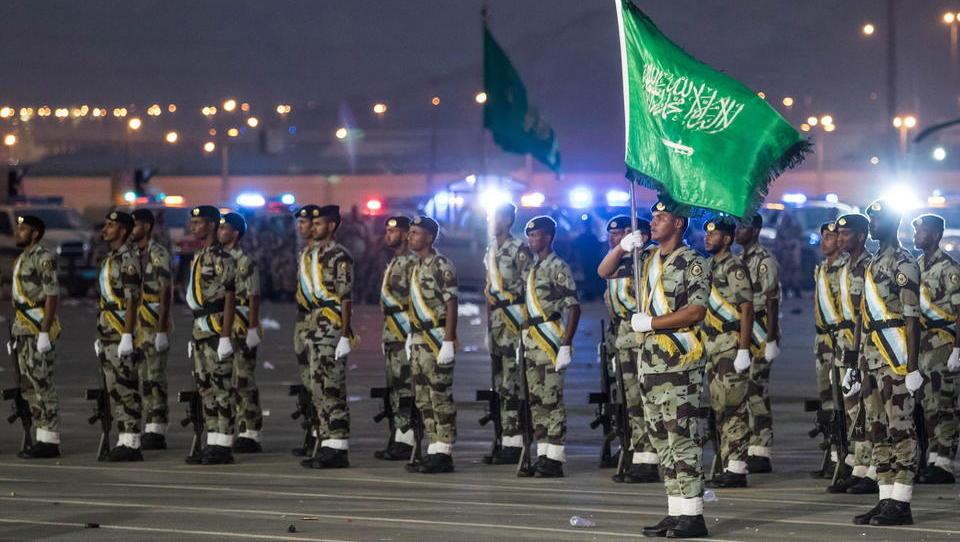 Saudi-Arabien führt großes Marine-Manöver durch