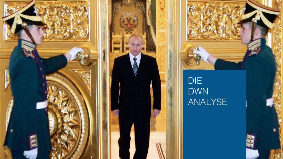 Russland nimmt Kredite in Höhe von 50 Milliarden auf - und schont seinen riesigen Staatsfonds
