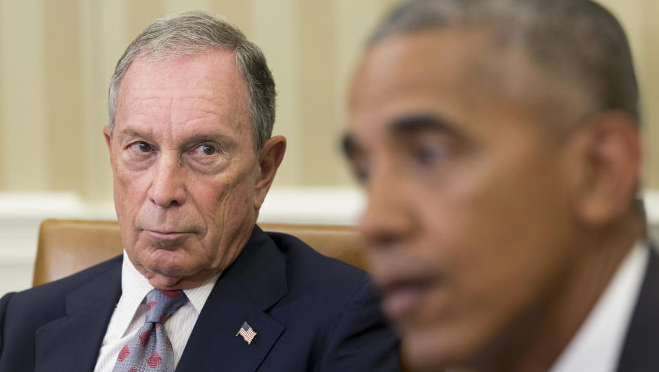 Unruhe beim Big Business: Milliardär Bloomberg soll Kandidatur für Demokraten vorbereiten