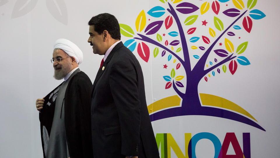 Bruch der US-Sanktionen: Iran entsendet große Tankerflotte nach Venezuela