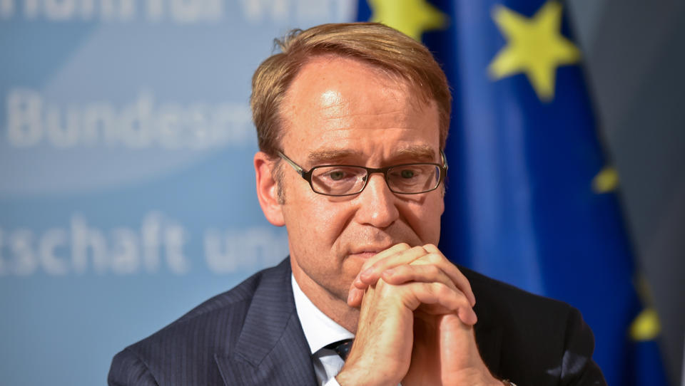 Bundesbank-Forderungen im Euro-System überschreiten Billionenschwelle