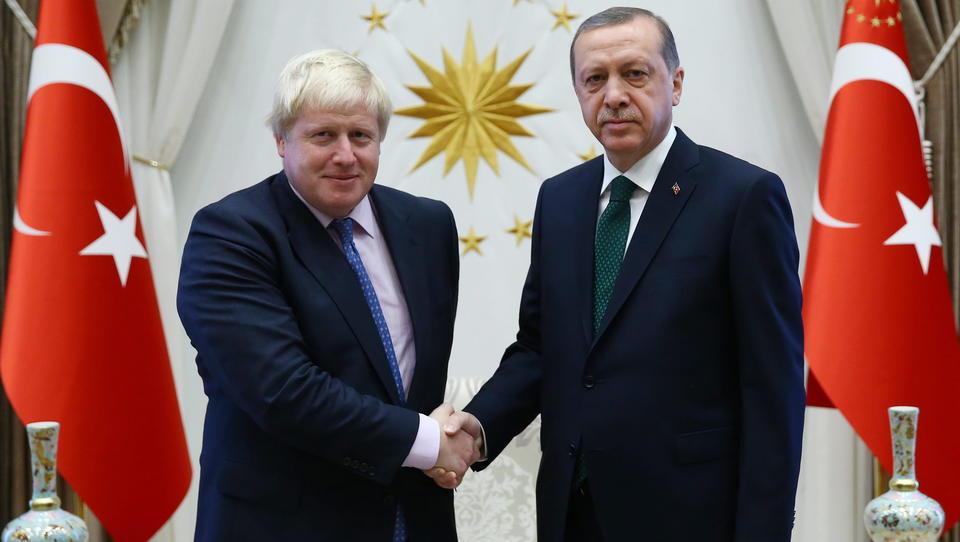 Neue Seidenstraße: Große Allianz zwischen Türkei und Großbritannien nimmt Konturen an