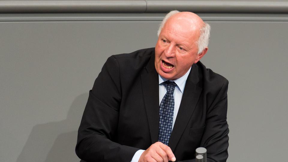 """CDU-Haushaltspolitiker: """"Steuererhöhungen haben noch nie Wachstum gebracht"""""""