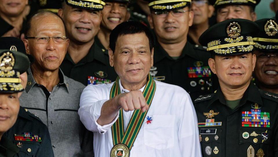 Philippinen kündigen Militärabkommen mit den USA