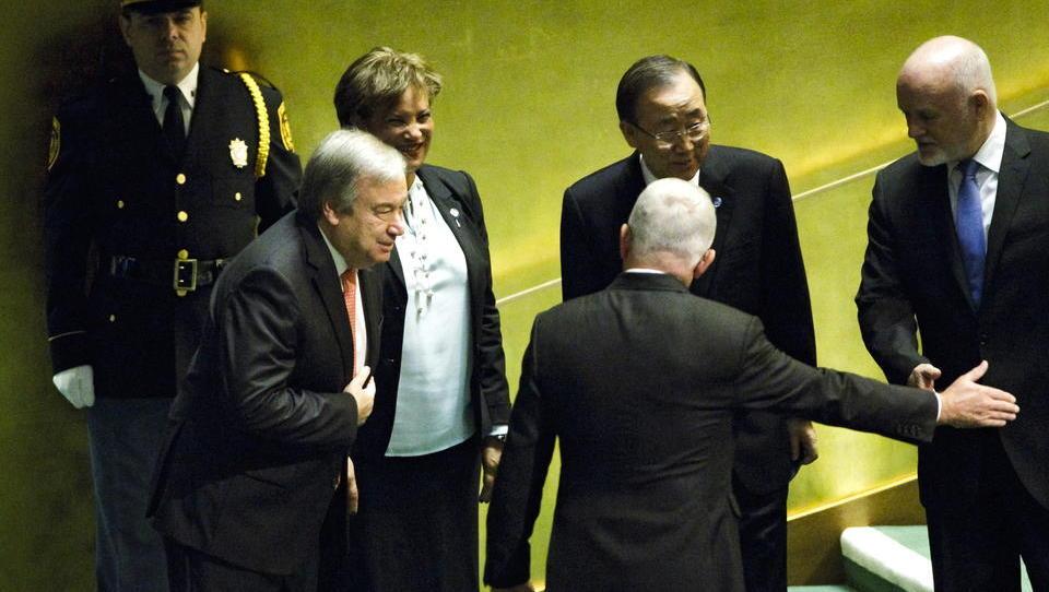 Widerstand gegen die schleichende Übernahme der UN durch die Konzerne