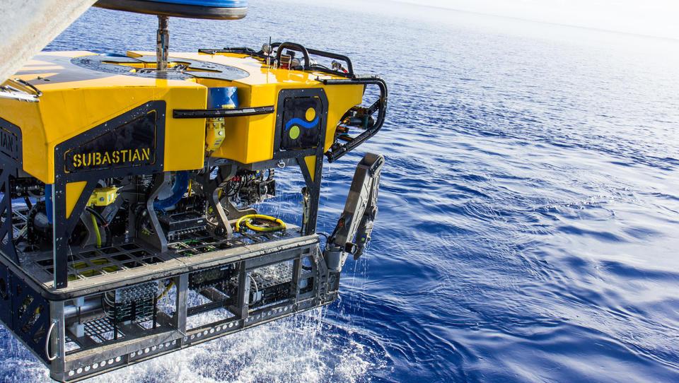Tiefsee-Bergbau: Eine Technologie mit riesigem Potential zerstört das Meer