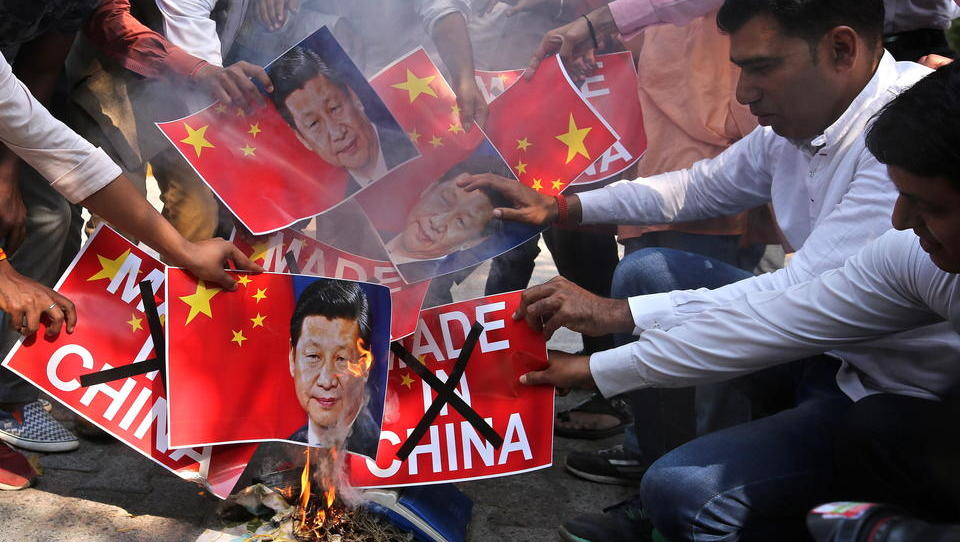 Hintergrund-Information: Das sind die Streitpunkte des indisch-chinesischen Konflikts