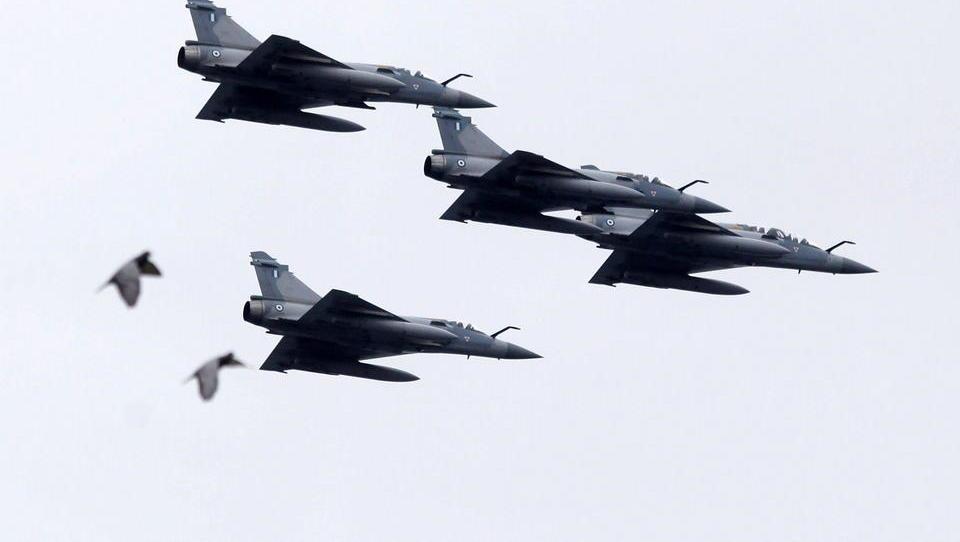 Griechenland ist bereit für einen Krieg gegen die Türkei