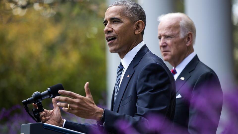 """Obama über Biden: """"Unterschätzt nie Joes Fähigkeit, Dinge zu vermasseln"""""""