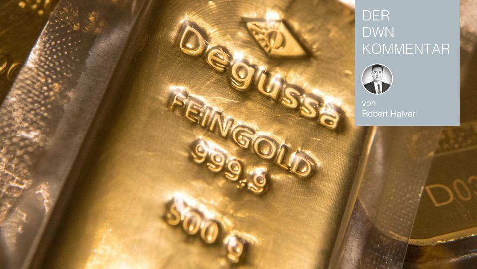 Unanfechtbarer Glanz: Gold im Kampf mit der Zinsangst und anderen Anlageformen
