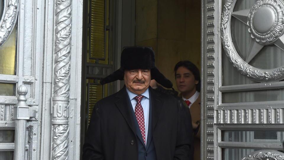 Westliche Medien: Russlands Söldner mischen im Libyen-Konflikt mit