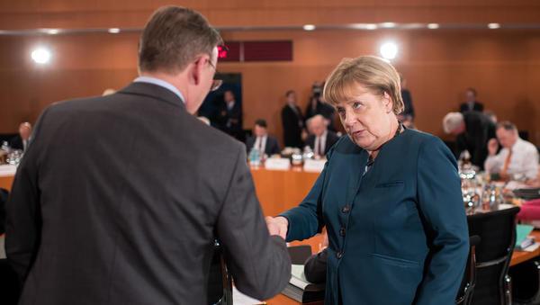 Linke stellt Strafanzeige gegen Merkel wegen US-Tötung von Soleimani