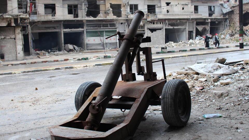 Jetzt geht's wieder los: Syrien-Krieg nimmt an Fahrt auf
