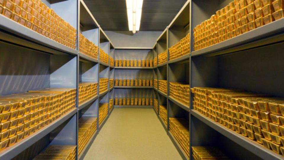 Bestände der weltweiten Gold-Fonds erreicht neues Rekordhoch