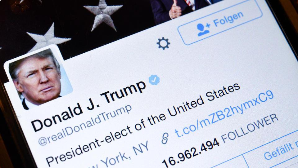 Big Data-Konzerne sperren sämtliche für Trump relevante Apps