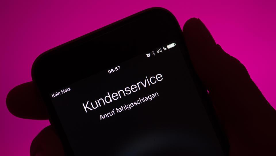 Nordosten Deutschlands seit zwei Tagen von Internet-Ausfällen betroffen