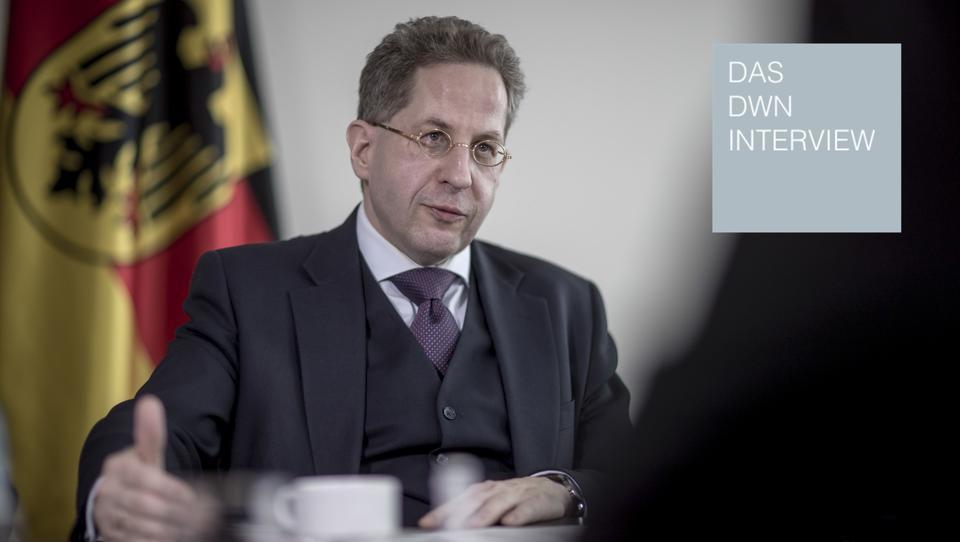 Ehemaliger Verfassungsschützer Maaßen: In Deutschland drohen Anschläge durch den Iran