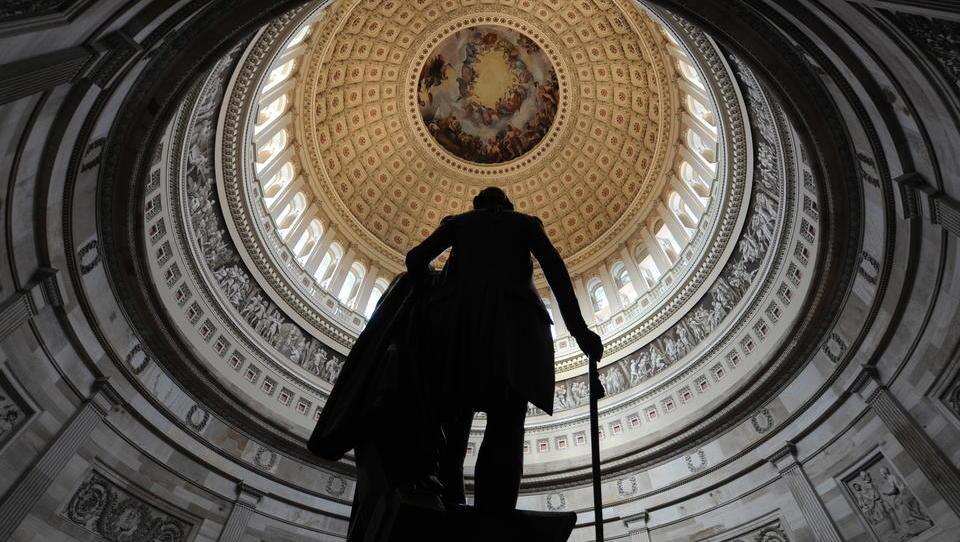 USA: Billionen-Rettungspaket mit Helikoptergeld scheitert im Senat