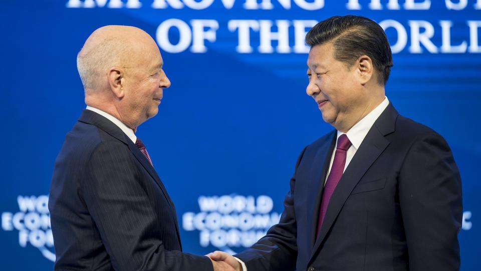 """""""Great Reset"""": Wie das Weltwirtschaftsforum China seit Jahren hofiert und lobt"""