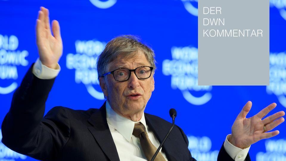 Bill Gates ist nun der größte Eigentümer von Ackerland in den USA