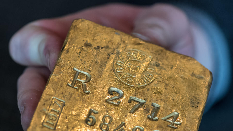 China setzt auf Gold, kauft 100 Tonnen in neun Monaten