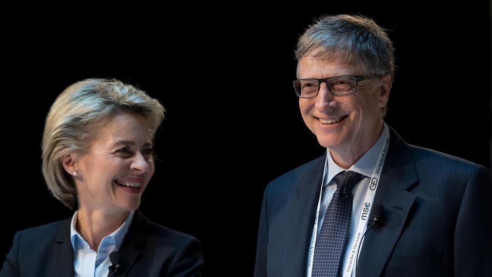 """Wie Bill Gates seit dem Jahr 1996 für digitale """"Brieftaschen"""" wirbt"""