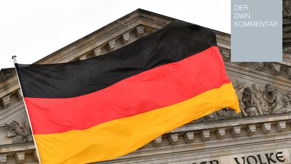 """Die Mär vom """"Sturm auf den Reichstag"""" stinkt zum Himmel"""