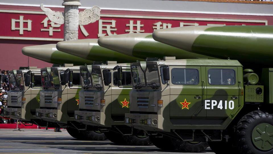 Chinas Atomwaffen-Arsenal ist größer als gedacht