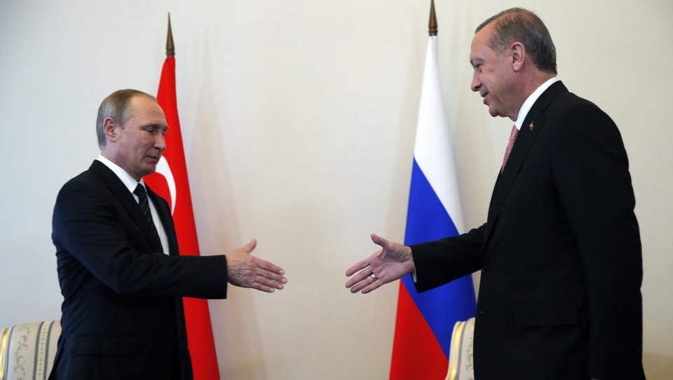 Treffen mit Erdoğan: Putin könnte sich Assads entledigen