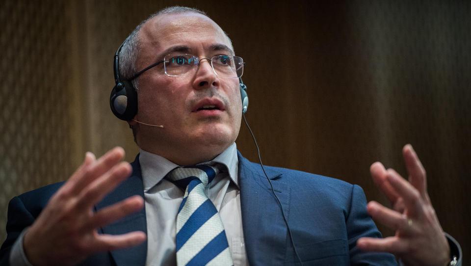Oligarch Chodorkowski will 50 Milliarden Dollar von Putin, doch der will nicht zahlen
