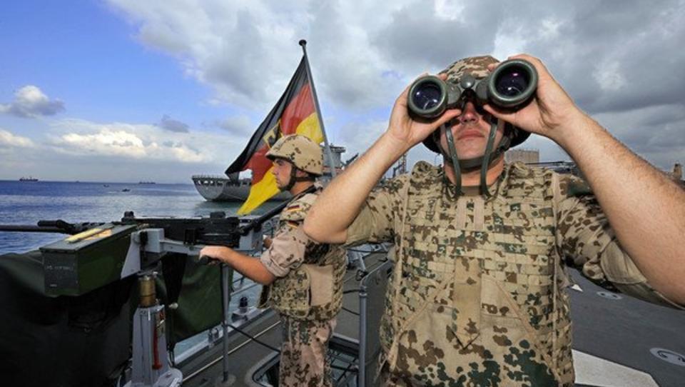 Deutsche Industrie für Einsatz der Bundeswehr am Persischen Golf